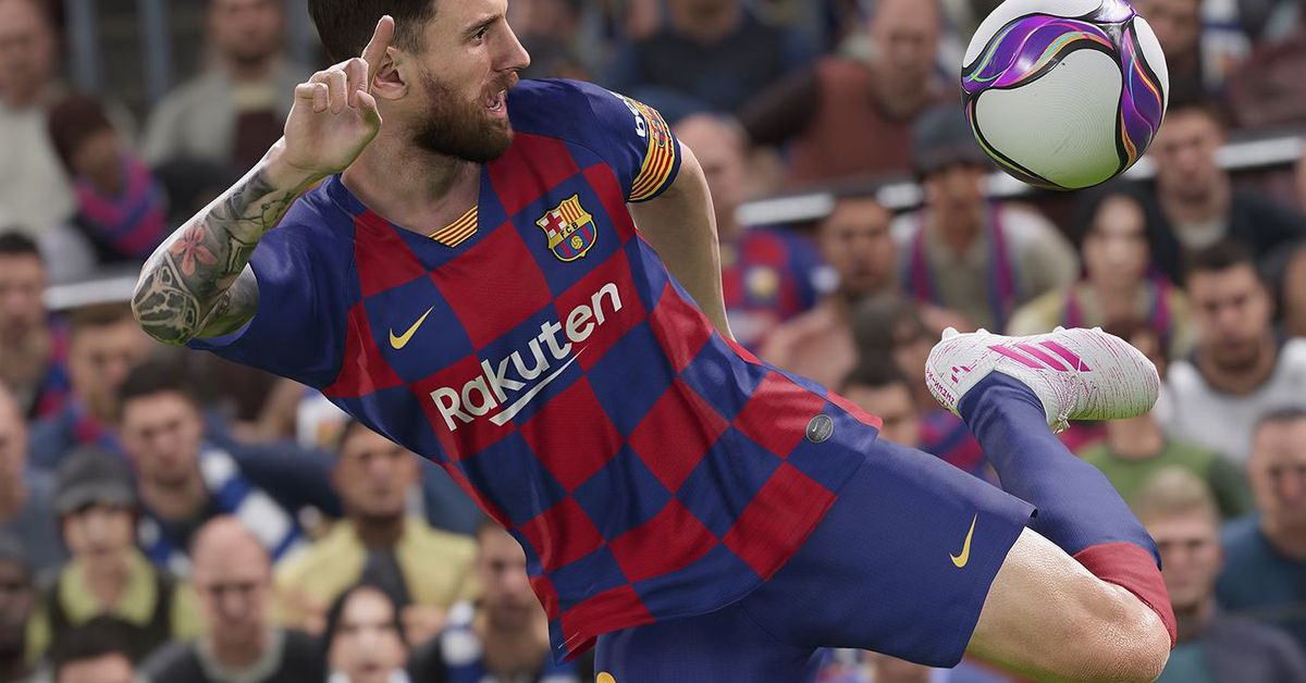 Hands-on with eFootball PES 2020, the new Pro Evolution