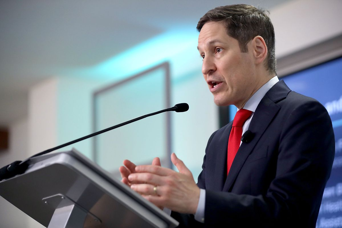 Center For Disease Control Director Tom Frieden Speaks At Discussion On Zika, The Olympics, And Global Health Security