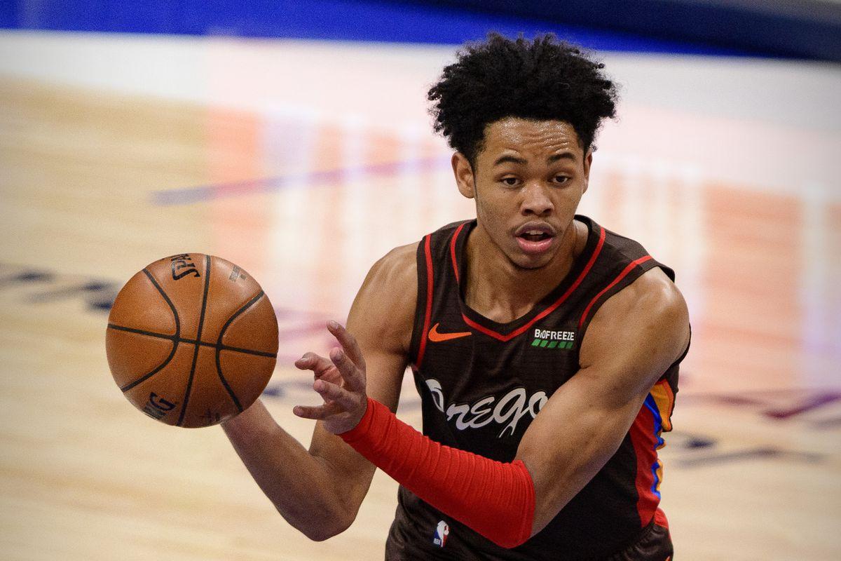 NBA: Portland Trail Blazers at Dallas Mavericks