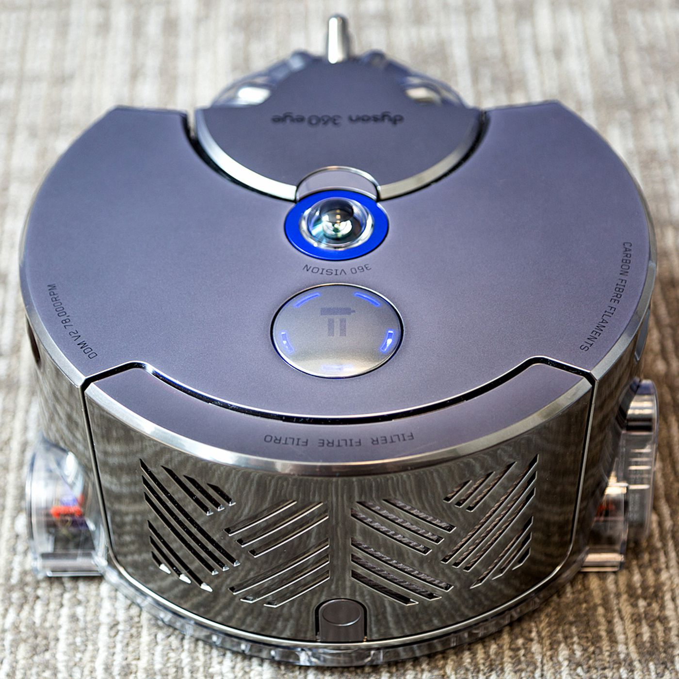 The Dyson 360 Eye Is Best Robotic Vacuum Which Why It S 1 000