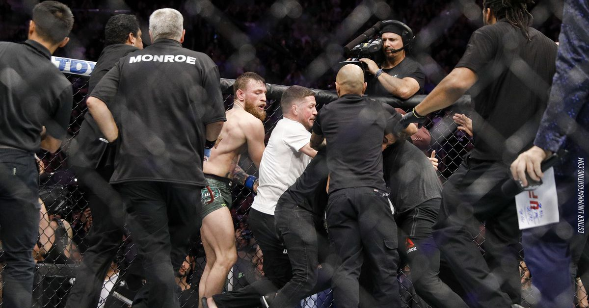 Conor McGregor: I'm still champion, Khabib Nurmagomedov 'was never crowned' at UFC 229 - MMA Fighting