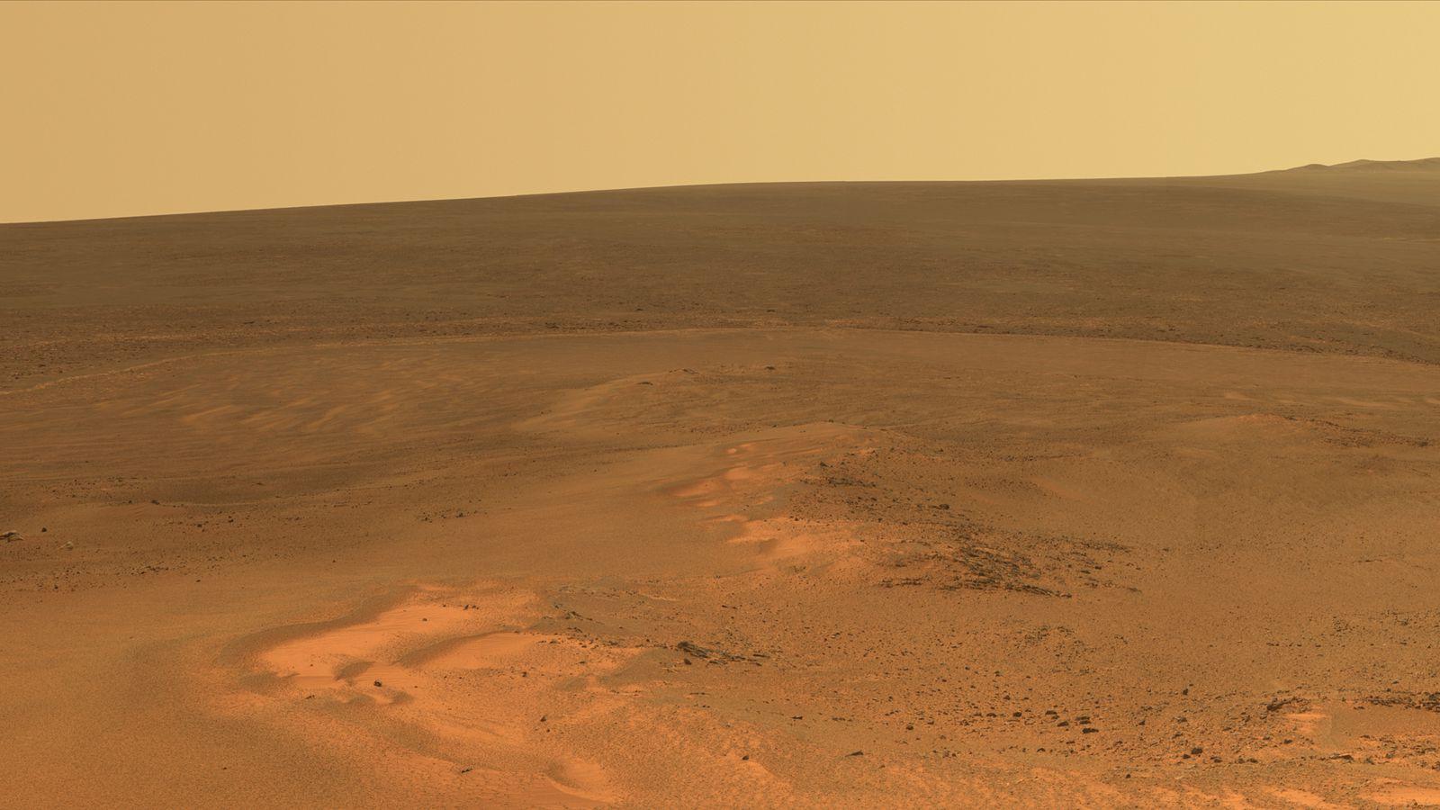 mars surface description - HD3973×2223