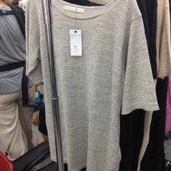 Sweater dress, $80