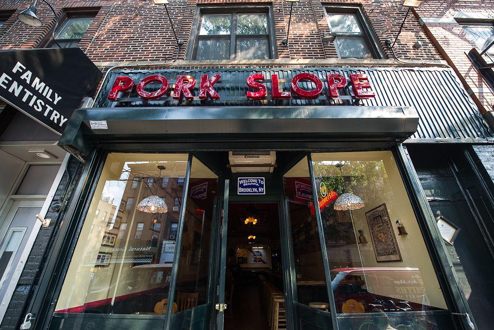 Pork Slope