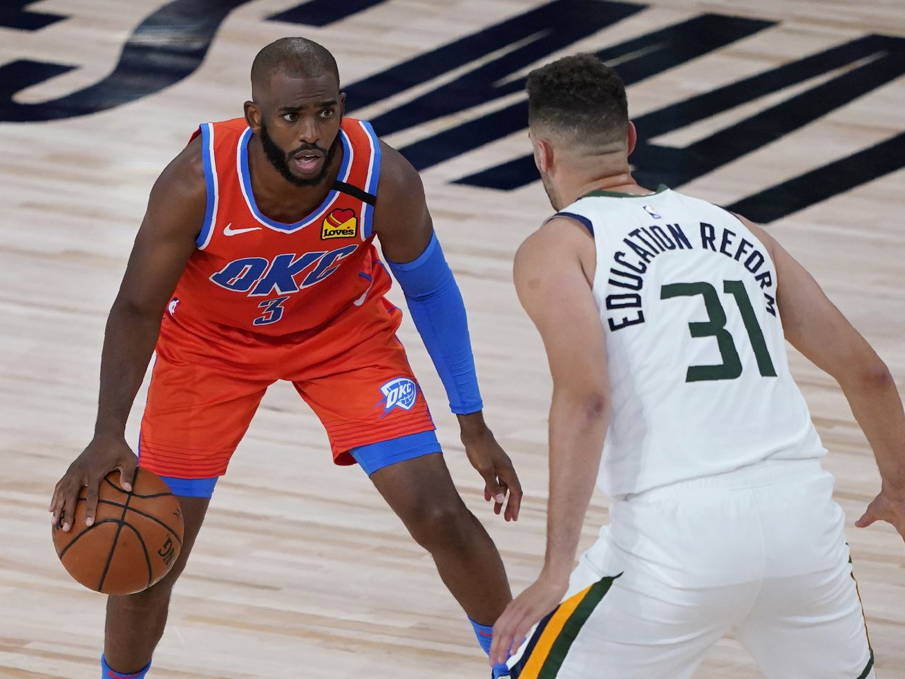 Utah Jazz fall flat in virtually all phases against Oklahoma City Thunder