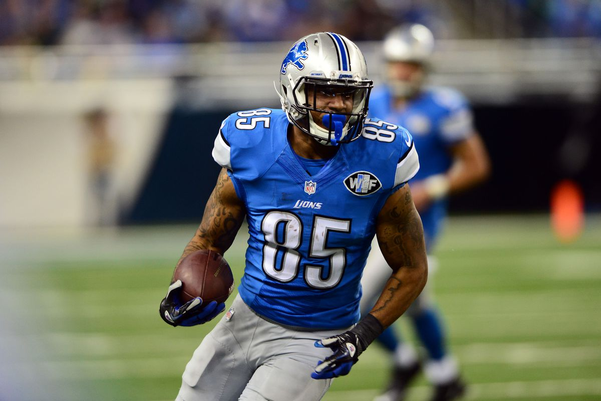 Projecting The Lions Depth Chart End