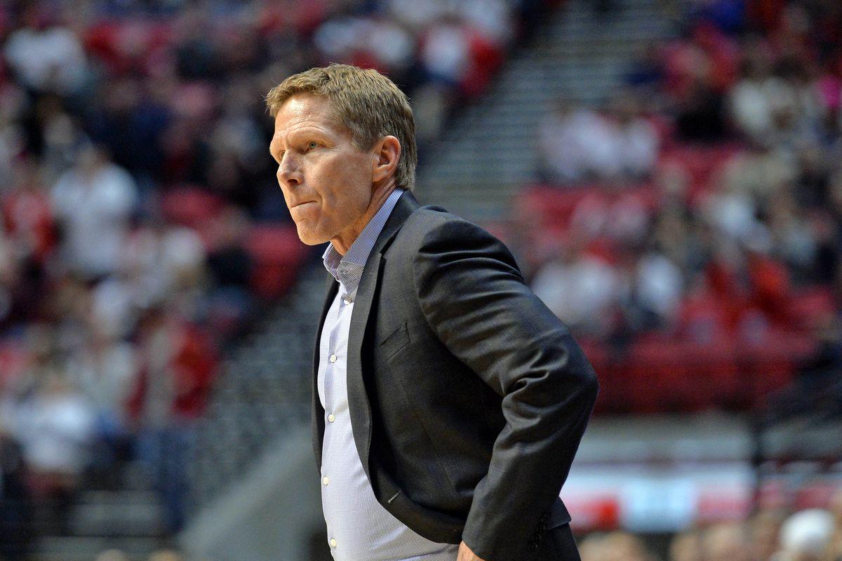 NCAA Basketball: Gonzaga at San Diego State
