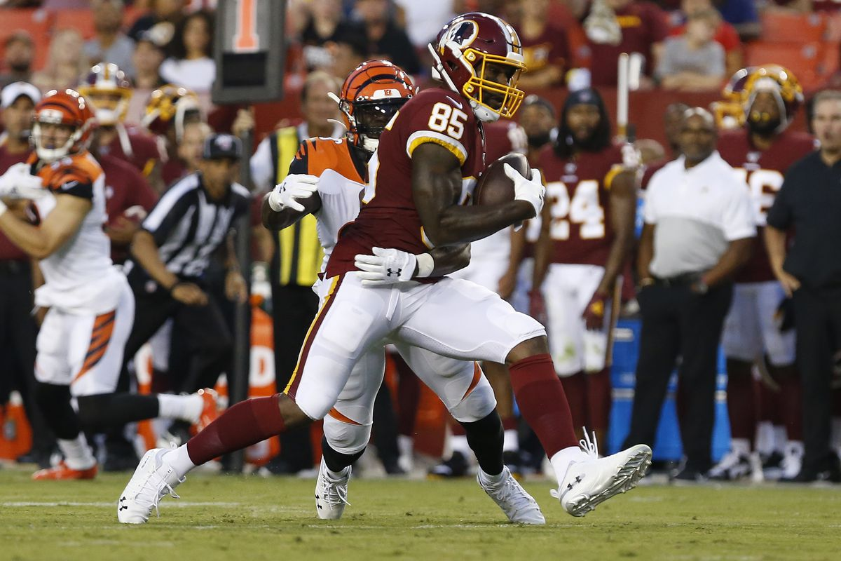 1669e9b9 NFL Preseason Week 2: Washington Redskins vs Cincinnati Bengals 2nd ...