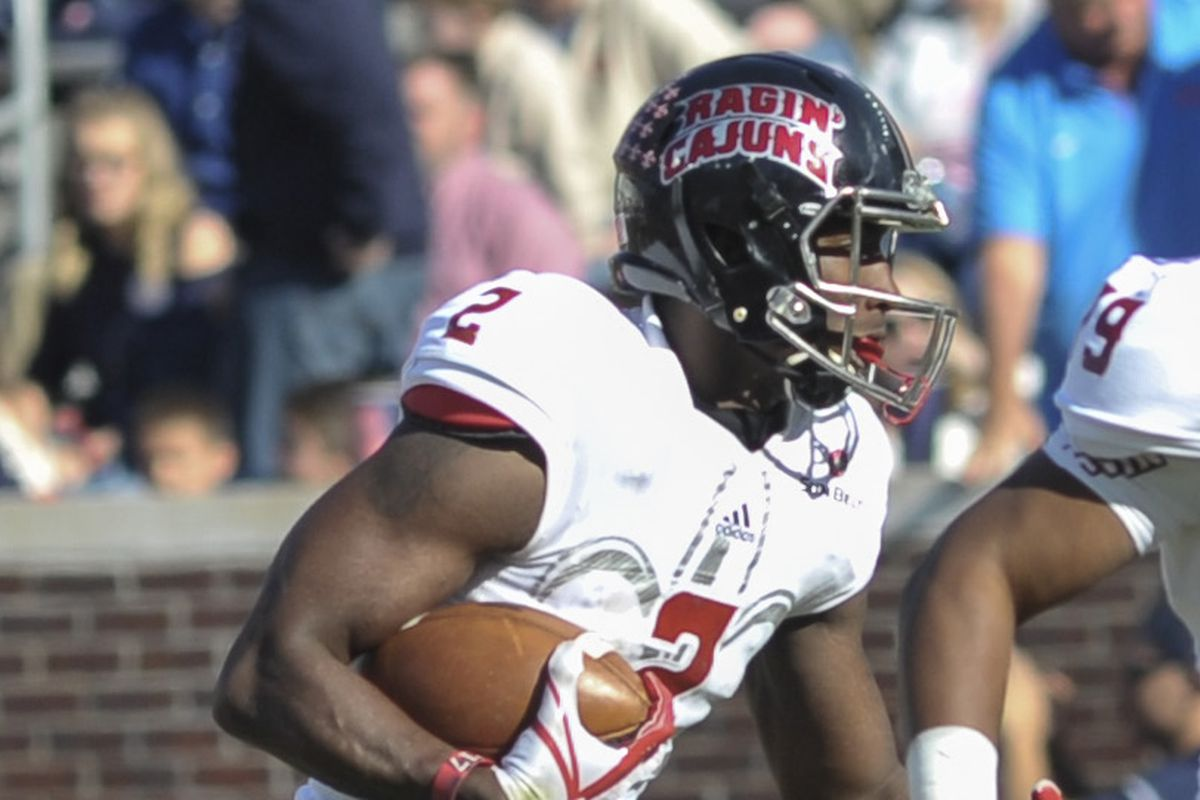 NCAA Football: UL Lafayette at Mississippi