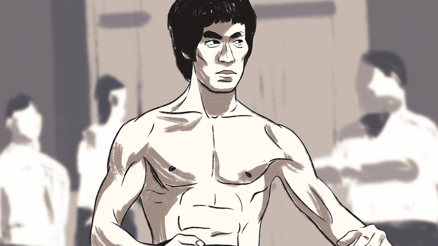 Bruce Lee, and Hong Kong's infamous rooftop fight clubs