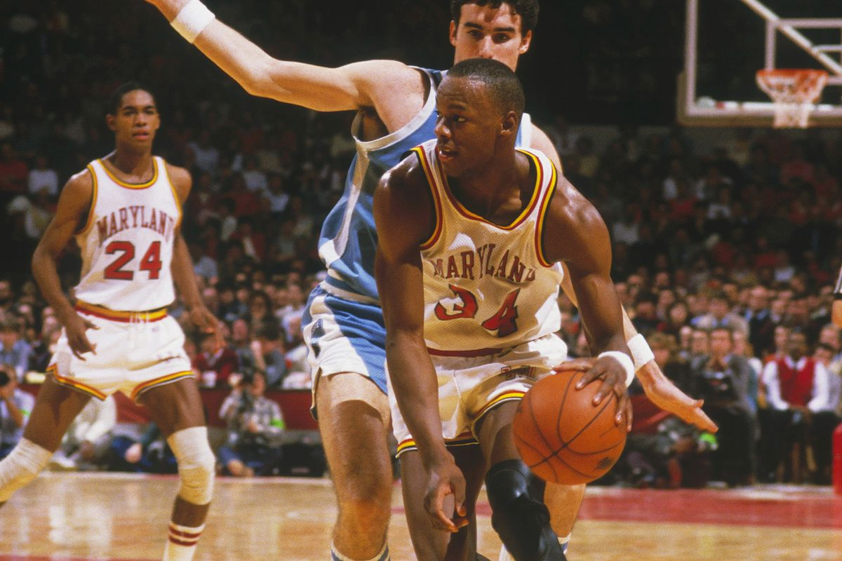 Watching Len Bias vs. Michael Jordan with former Maryland basketball  players - Testudo Times