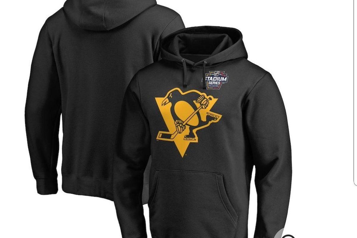Penguins 2019 Stadium Series Jerseys  Prepare for the NHL s version of  color rush ebf89e1f6b1