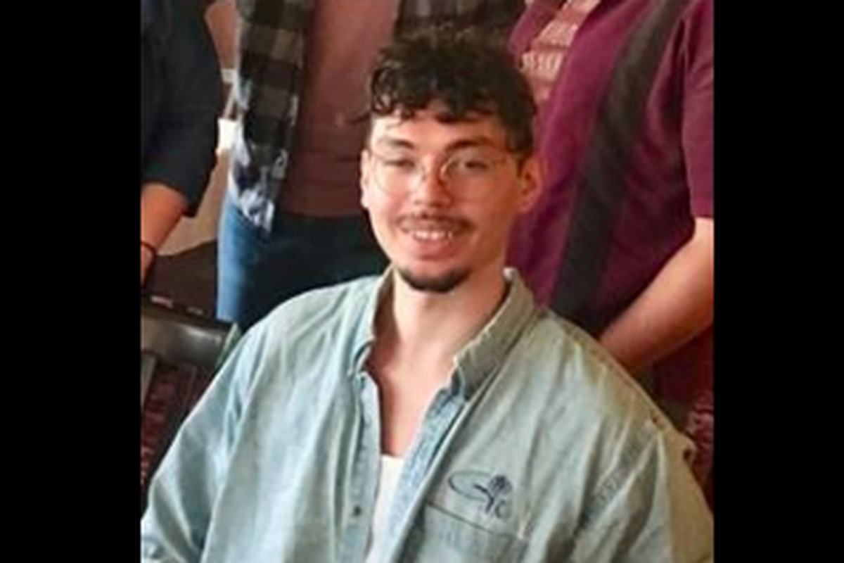 Charles Thomas was reported missing.