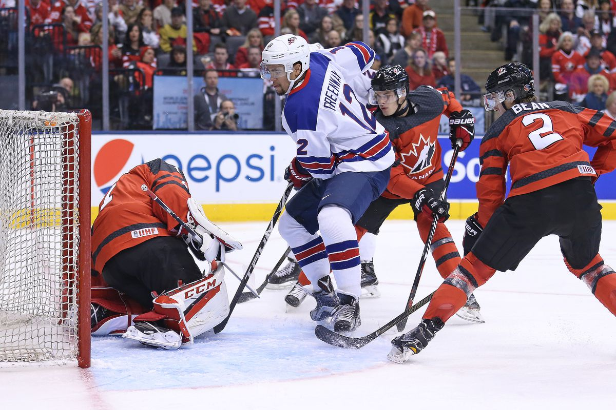 USA v Canada - 2017 IIHF World Junior Championship