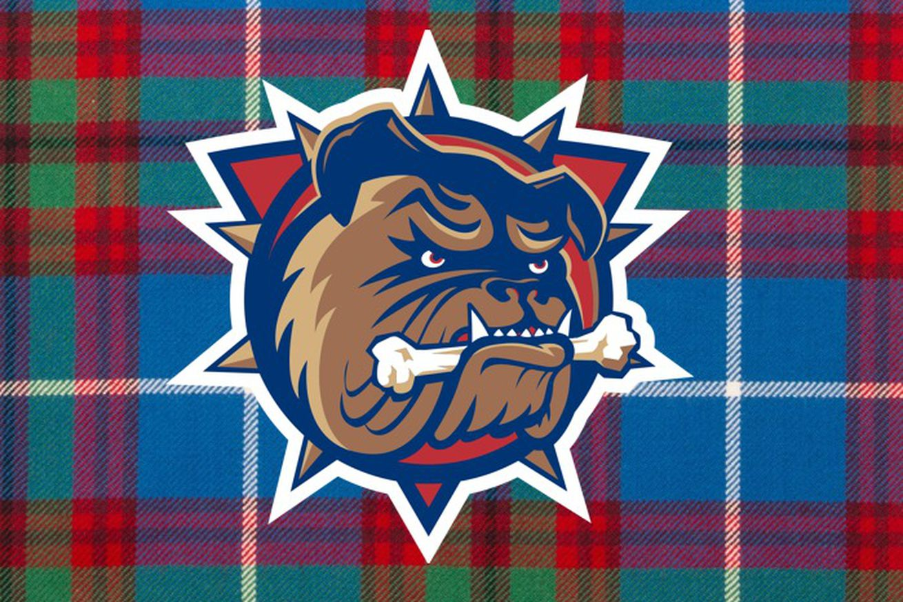 Hamilton Bulldogs goaltender Cedrick Desjardins looks back on training camp in Scotland