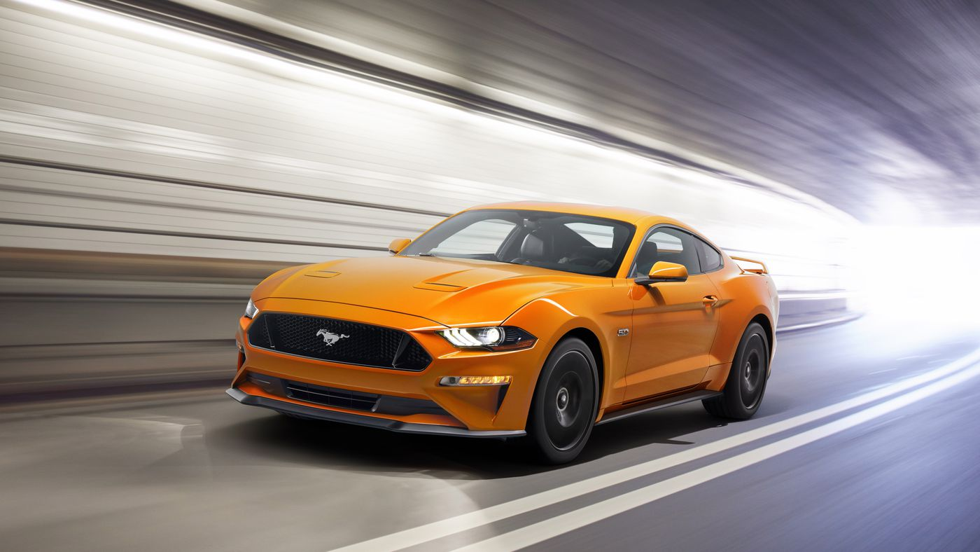 Fords newest mustang drops the v6 engine for the first time in decades the verge