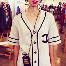 """More of Liz's Chanel realness. Want more? Check out her incredible closet tour <a href=""""http://stylelikeu.com/profiles-2/closets/liz-baca/#!C1sbl""""target=""""_blank"""">here</A>."""