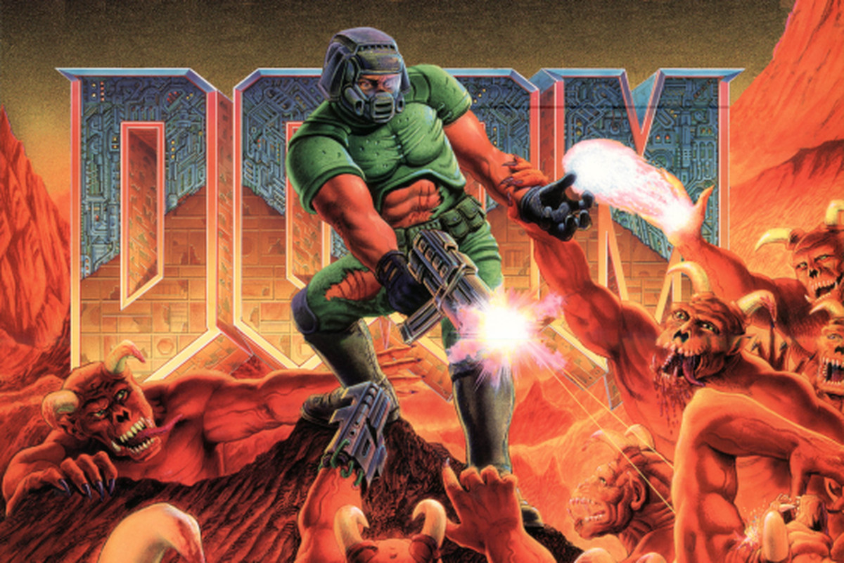 Doom online login requirement will be removed, Bethesda