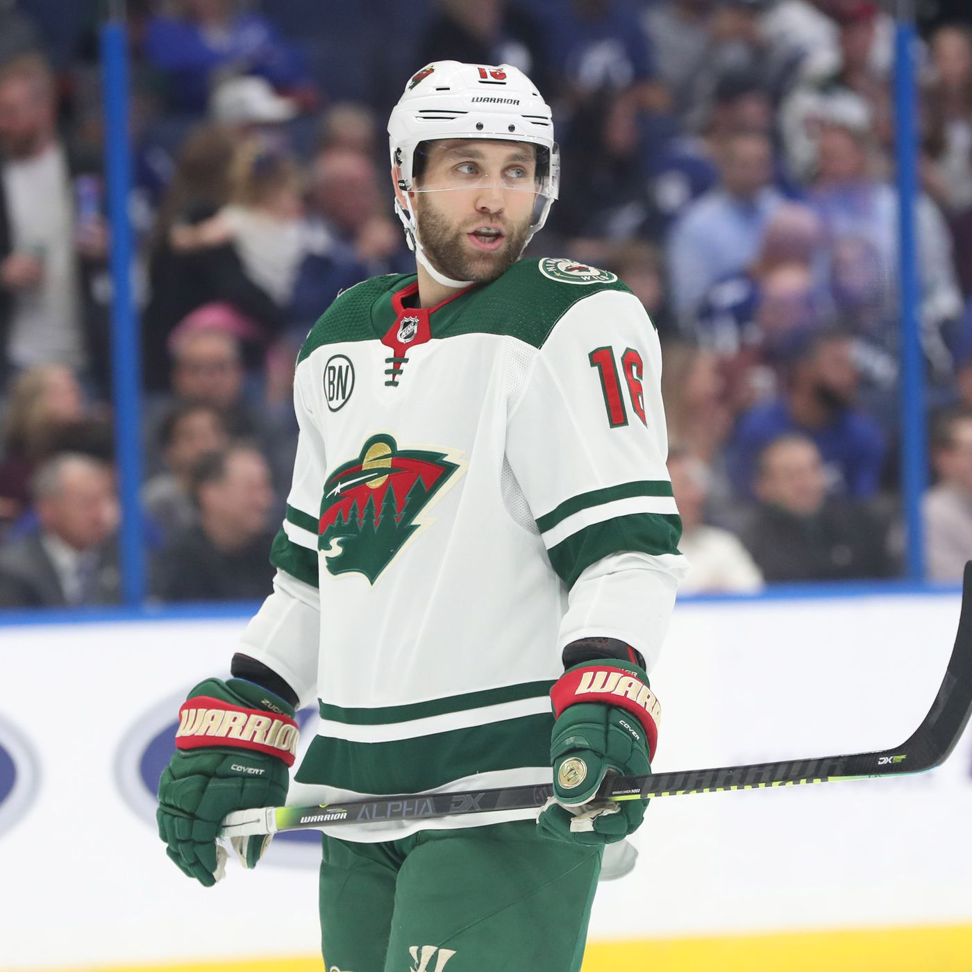 Let S Talk About The Comments Of Minnesota Wild Forward Jason