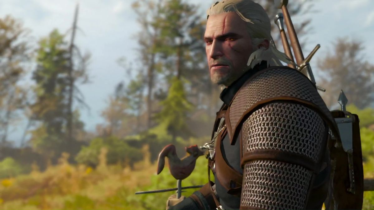 Witcher on Switch