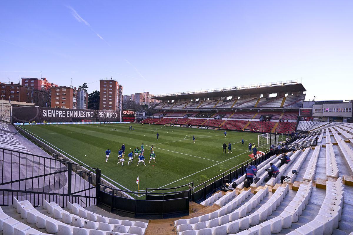 Rayo Vallecano v Las Palmas - La Liga SmartBank