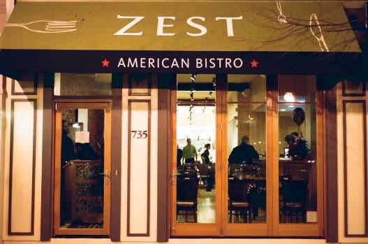 Zest Bistro [Photo: Facebook]