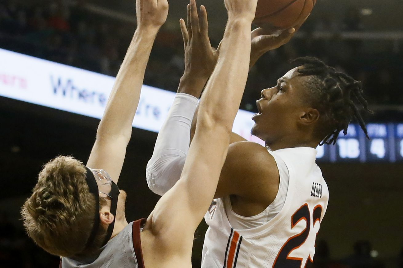 NCAA Basketball: Colgate at Auburn