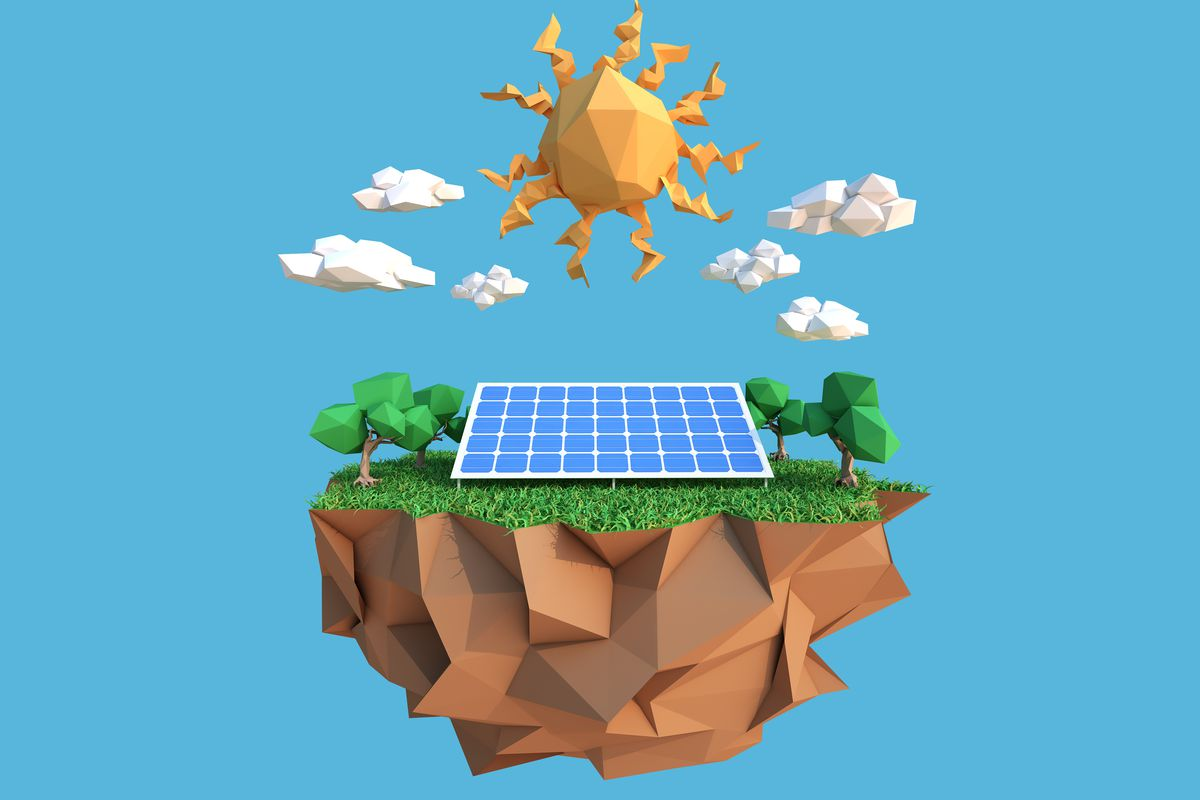 How Cheap Does Solar Power Need To Get Before It Takes Over The Hook Up A Panel System Living Of Grid Electronic Taking Rock Is One Thing World Something Else Entirely Parinya Shutterstock