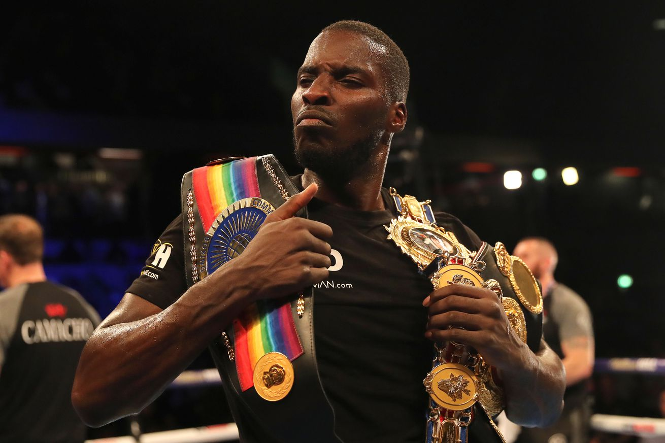 1137856439.jpg.0 - Okolie gets new trainer in Shane McGuigan