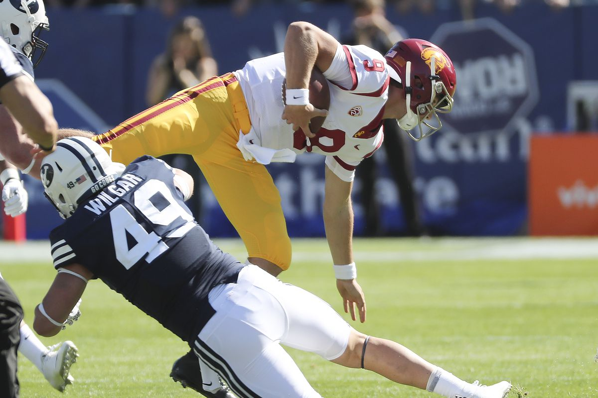 Dropping eight, BYU linebackers becoming ghosts
