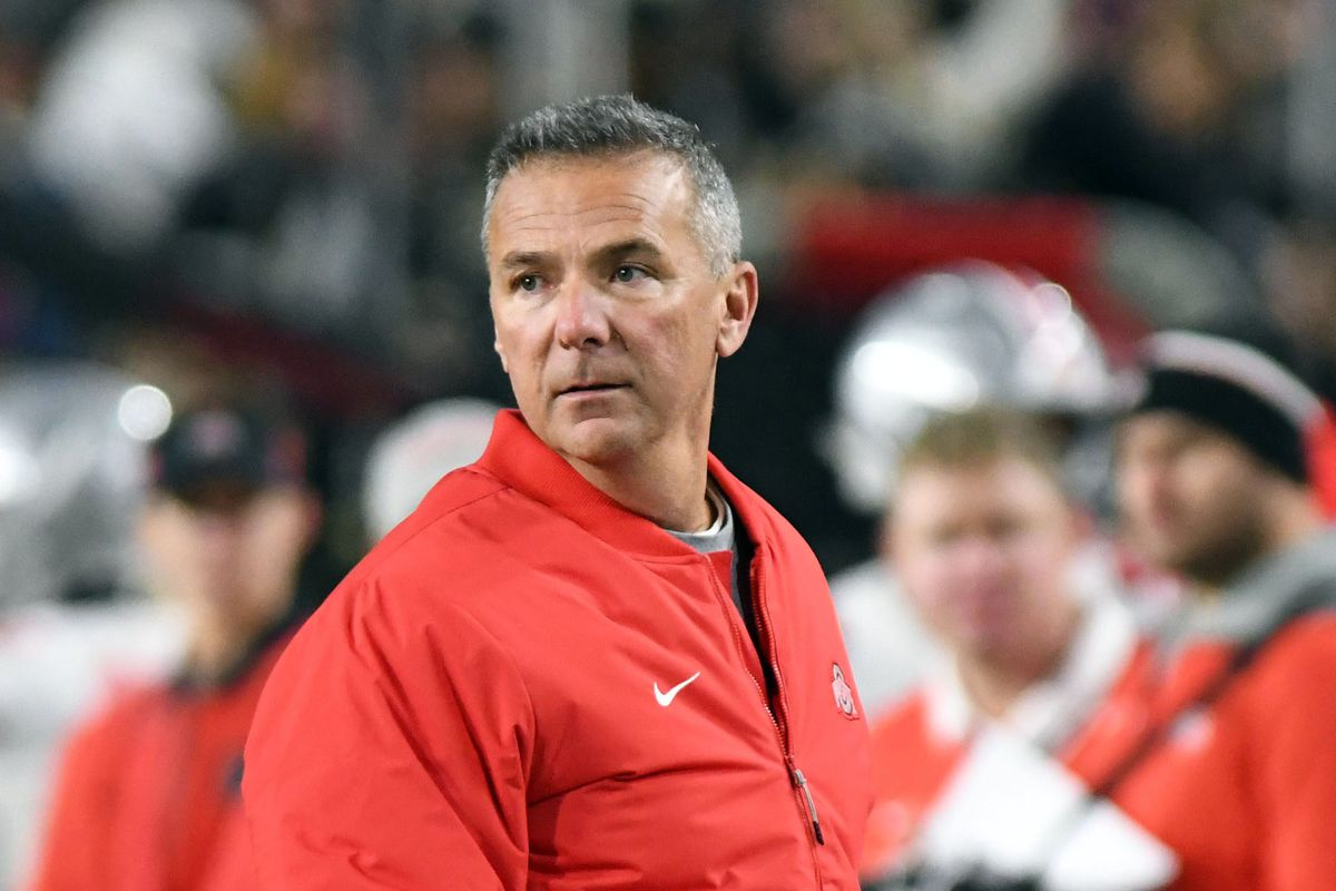 Urban Meyer S Not Even Coaching Ohio State Well Any More Sbnation Com