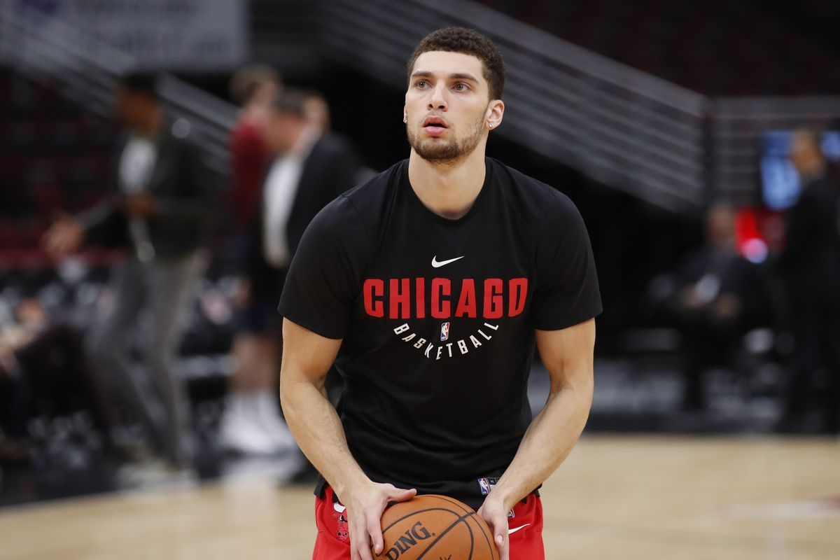 Image result for zach lavine usa today