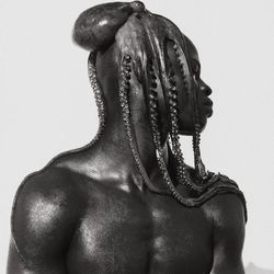Herb Ritts, Djimon with Octopus, Hollywood (1989) © Herb Ritts Foundation, Credit: The J. Paul Getty Museum, Los Angeles, Gift of Herb Ritts Foundation