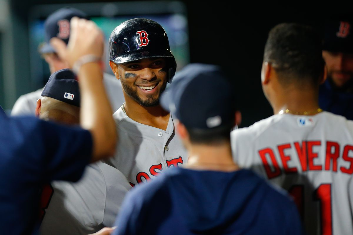 Boston Red Sox News: Xander Bogaerts, Mookie Betts, J.D. Martinez