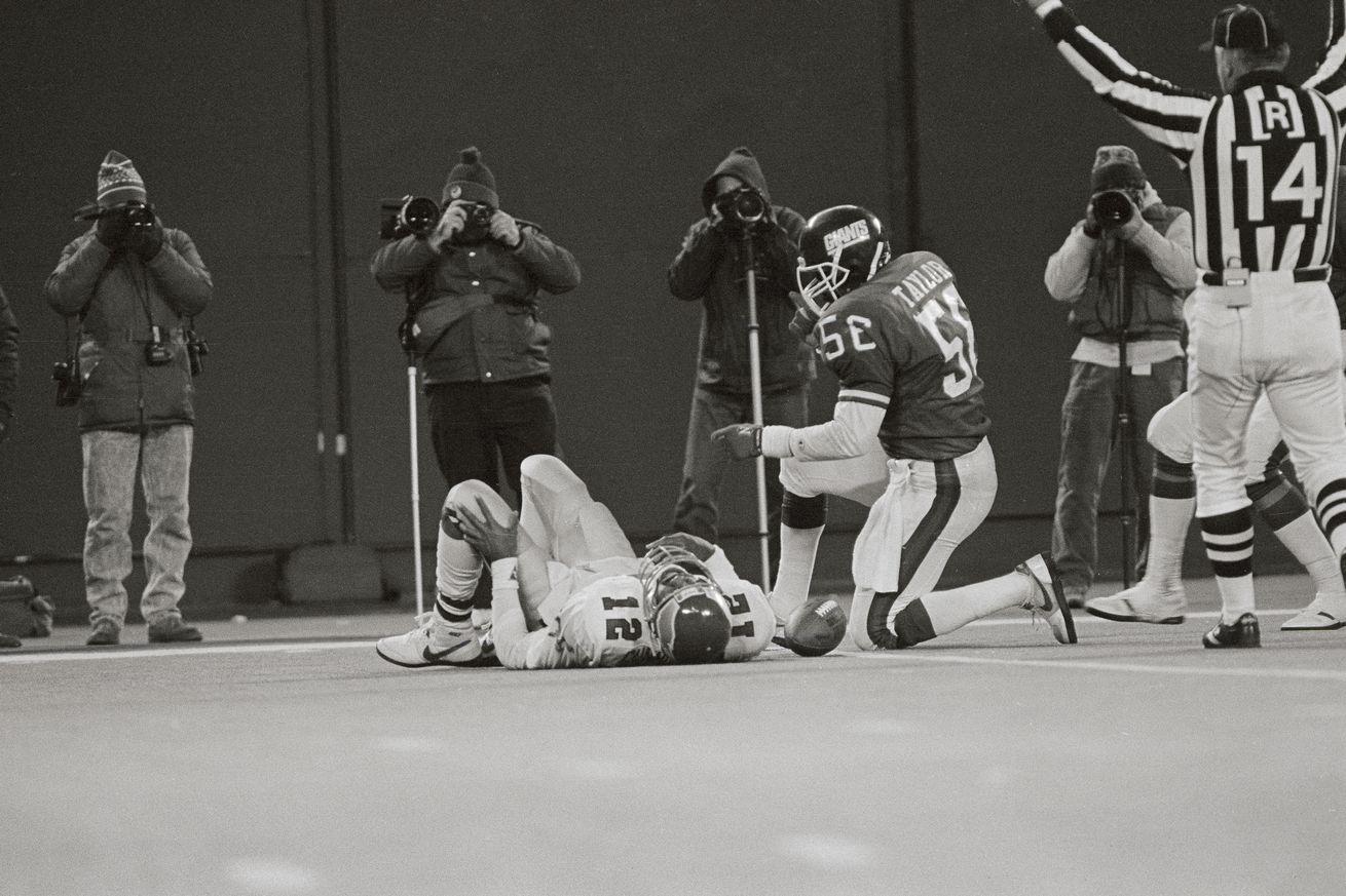 GettyImages 515209760.0 - Dorktown: The 1986 Philadelphia Eagles were sacked into oblivion