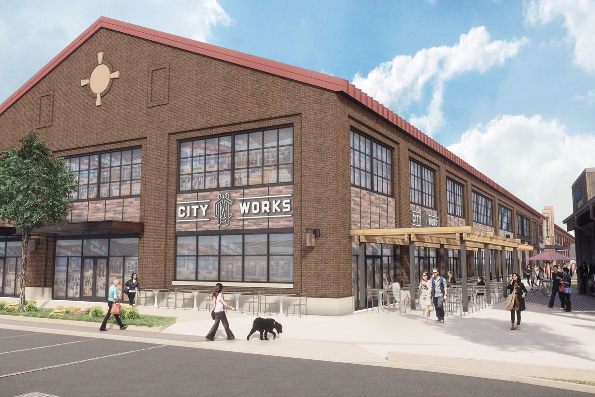 City Works Watertown rendering