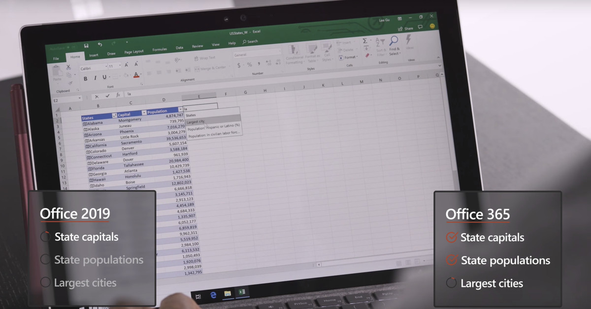Microsoft roasts Office 2019 in new ads promoting Office 365
