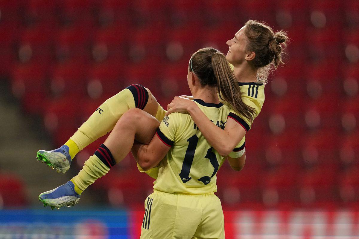 Slavia Prague v Arsenal - UEFA Women's Champions League