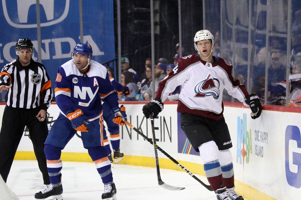 free shipping 8603e 2c68d Why did the Colorado Avalanche trade Carl Soderberg? - Mile ...