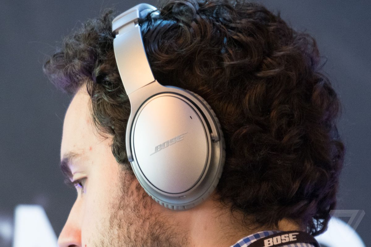 fd314cd7e77 Bose finally made a wireless version of its great noise-cancelling  headphones