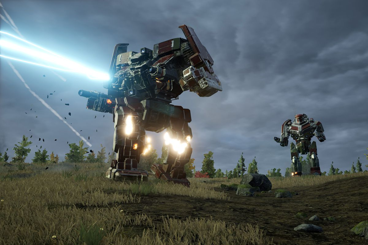 MechWarrior 5's combat is on target, but other parts fall flat - Polygon