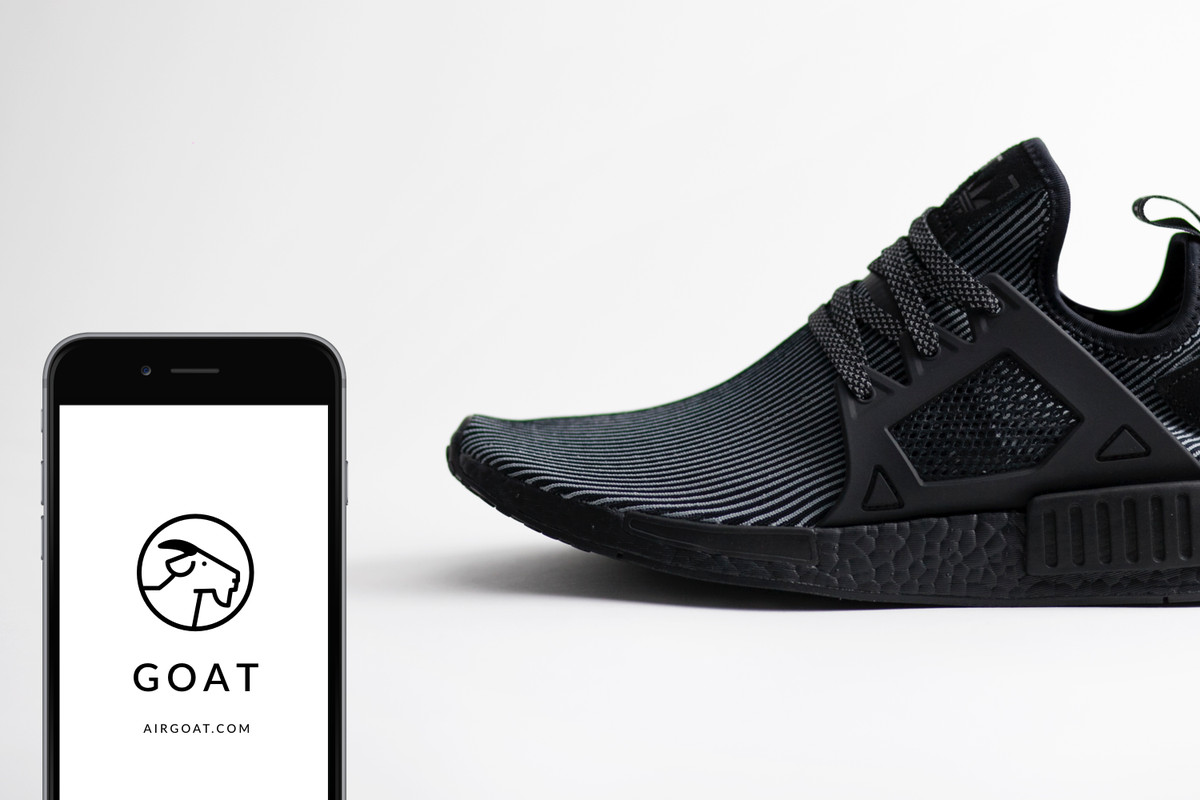 super popular 85dc9 a60ed GOAT is a sneaker app that should be dead — but is making millions instead