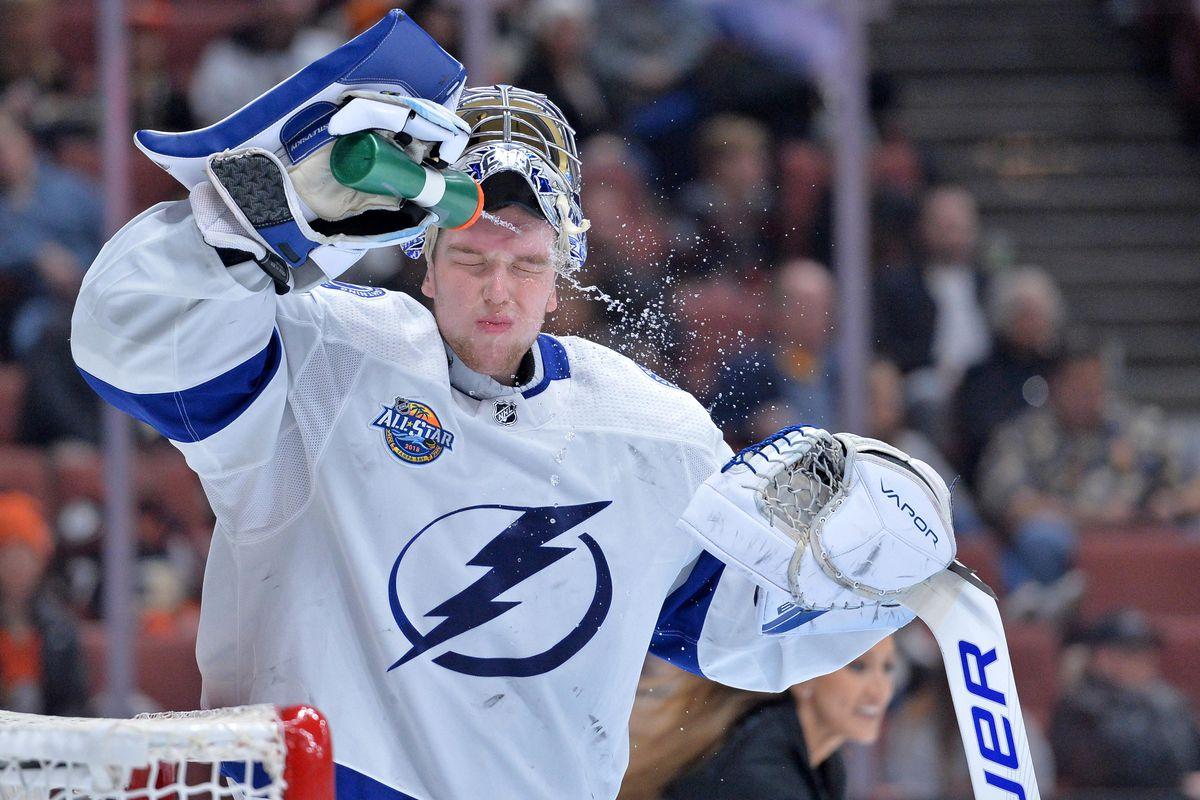 NHL: Tampa Bay Lightning at Anaheim Ducks