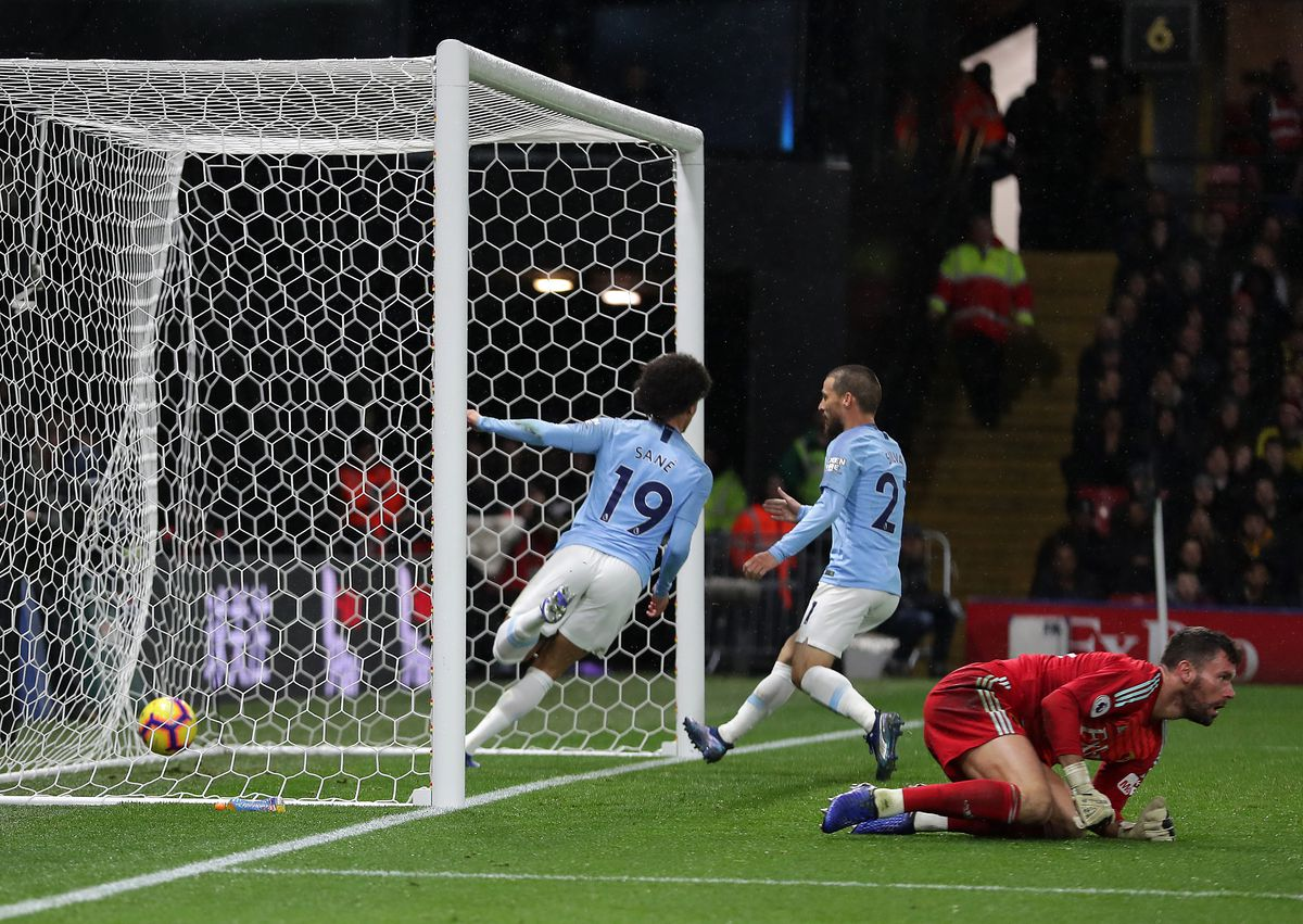 Watford FC v Manchester City - Premier League