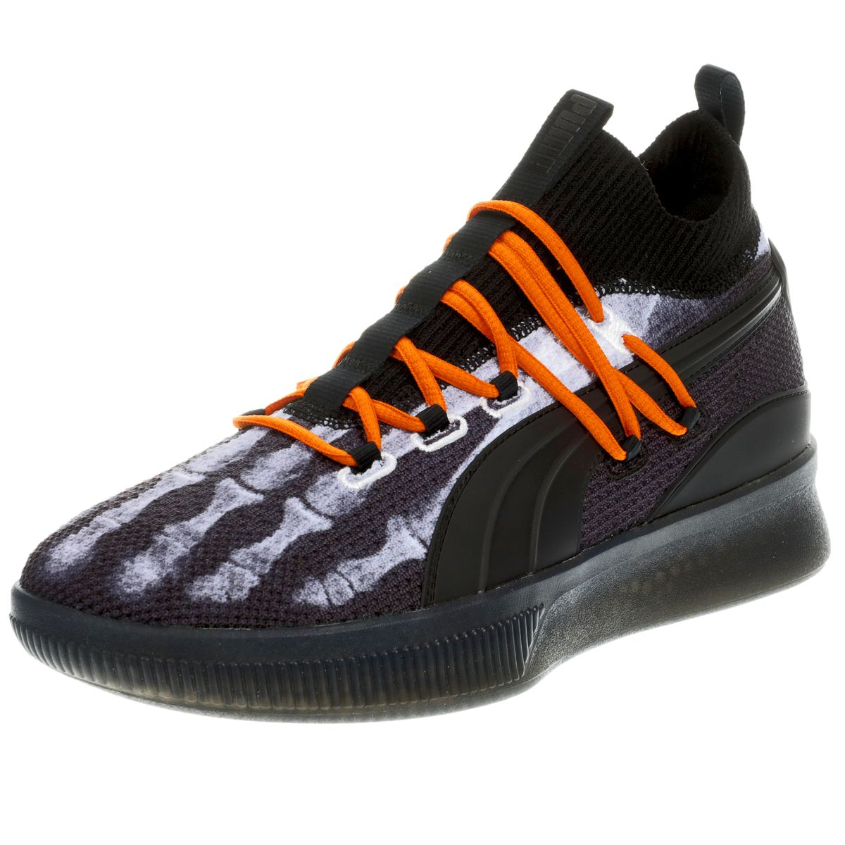 0cffd7080722 Puma s second colorway is the Halloween-themed Clyde Court X-Ray ...