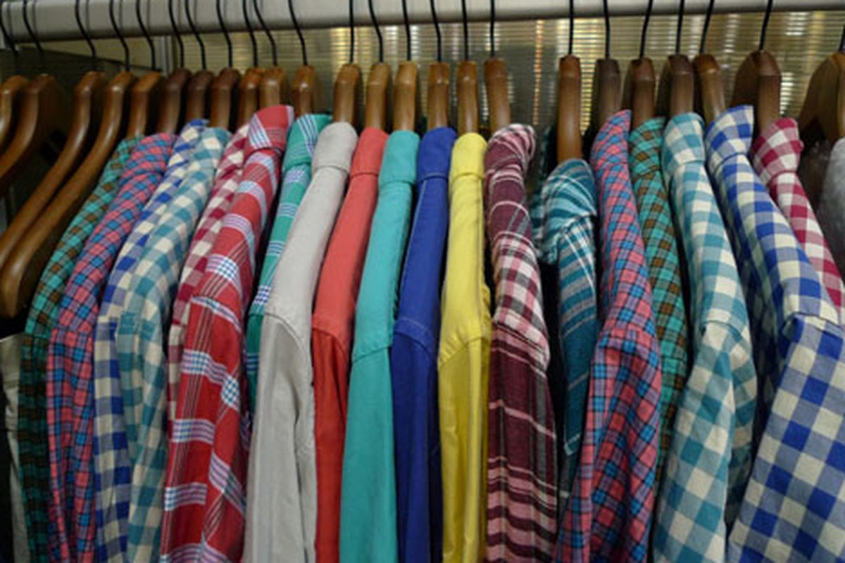 """Steven Alan's s/s 2010 shirts via <a href=""""http://www.flickr.com/photos/mkwilliams/3885597233/"""">A Continuous Lean</a>/Flickr"""