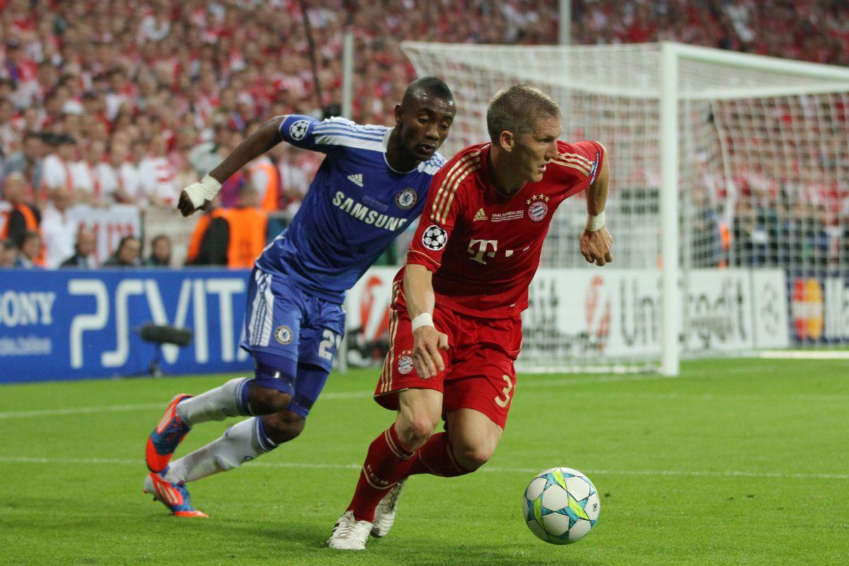 Champions League, Finale 2012, Bayern München - Chelsea 4:5