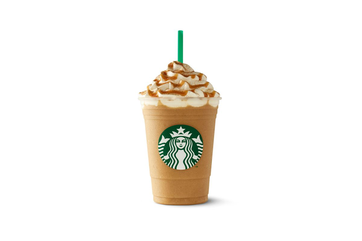 Starbucks\' Newest Frappuccino Caters to the Lactose Intolerant - Eater