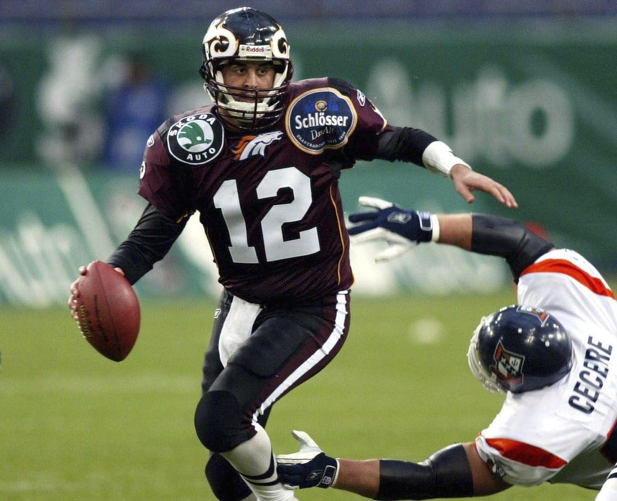 American Football: NFL Europe 2003