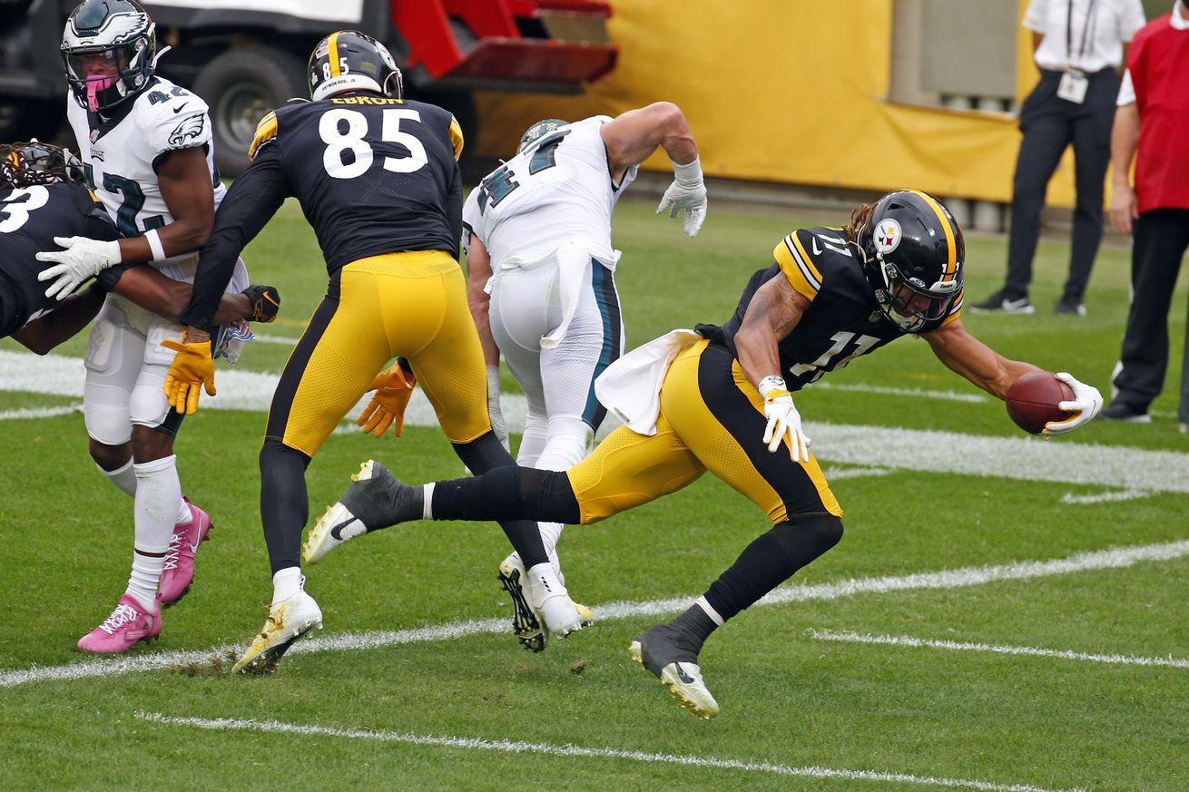 Philadelphia Eagles v Pittsburgh Steelers